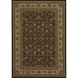Westminster Kashan Brown Power Loomed Rug (311 x 57)   13698184