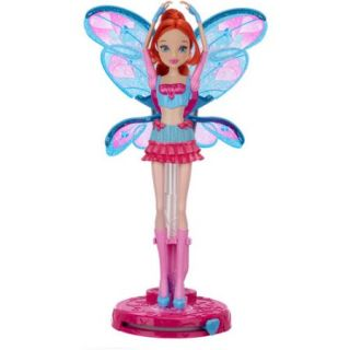Winx Club Magic Wing Bloom and Transformation Station Play Set