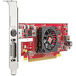 HP SG764AT Radeon 4550 Graphics Card 512 MB DDR3 SDRAM PCI Express 2.0 x16