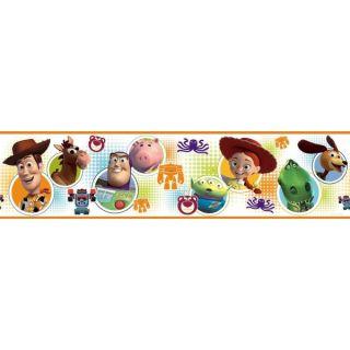 Disney Toy Story 3 Peel & Stick Border   16545527