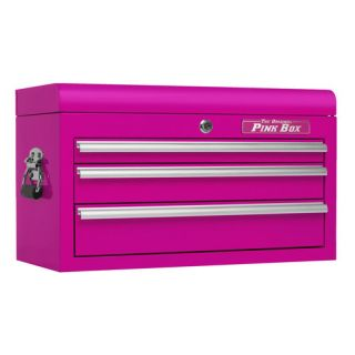 The Original Pink Box 26 Wide 3 Drawer Top Cabinet I