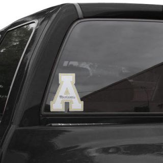 Appalachian State Mountaineers Large Perforated Window Decal