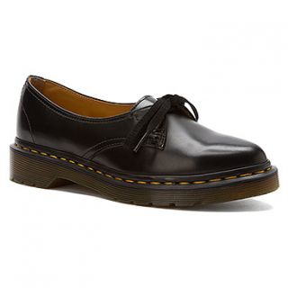 Dr. Martens Siano Ghillie Pump  Women's   Black Polished Smooth