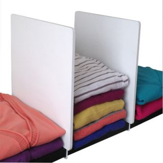 Twis T Shelf Dividers by Axis International