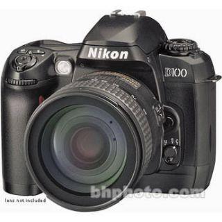 Used Nikon D100 Digital Camera (Camera Body) 25206