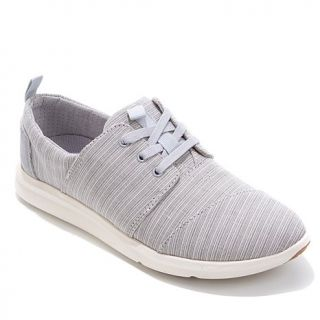 TOMS Del Rey Lace Up Sneaker   8004743
