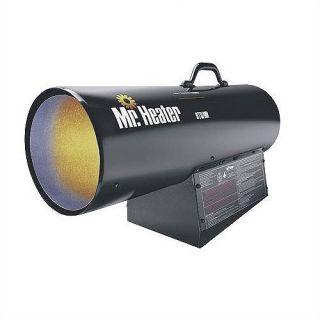 Mr. Heater 75,000   125,000 BTU Forced Air Utility Propane Space Heater