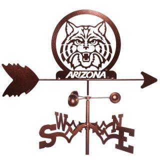 Arizona Wildcats Steel Weathervane   17090136   Shopping