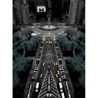 JORDAN CARLYLE Transportation Focal Point Framed Graphic Art