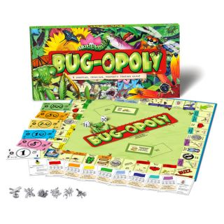 Late For The Sky Bug Opoly Board Game   14961822