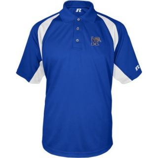 Russell NCAA Memphis Tigers, Men's Synthetic Polo