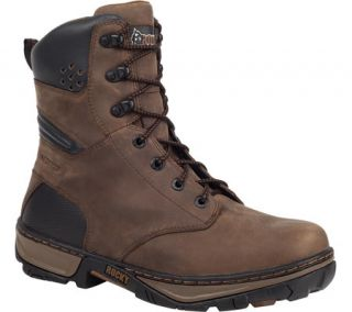 Mens Rocky 8 Forge Waterproof Insulated Work Boot RK061