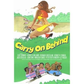 Carry on Behind Movie Poster (11 x 17)