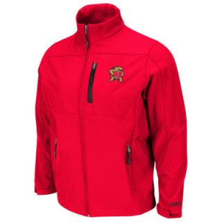Maryland Terrapins Yukon Full Zip Jacket   Red