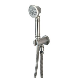 Pioneer Industries Americana 1.75 GPM (6.6 LPM) Brushed Nickel WaterSense Hand Shower