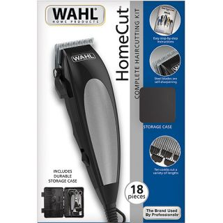 WAHL Home Products Home Pro Complete Haircutting Kit, Model 9243 2301