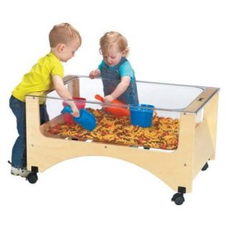 See thru Sensory Table   Childrens Size:Toddler