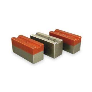 H&R MFG HR 149 2.0 Chuck Jaw,Soft,12mm,60 Deg,PK 3