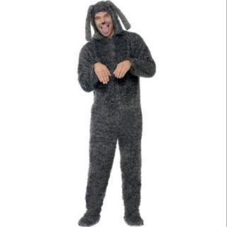 Adult Scruffy Dog Costume   Size MEDIUM