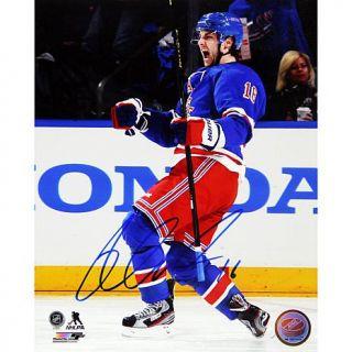 """Steiner Sports Derick Brassard Signed New York Rangers Photo   8"""" x 10""""   7503723"""