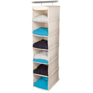 Richards Fabric 6 Shelf Sweater Organizer 80841