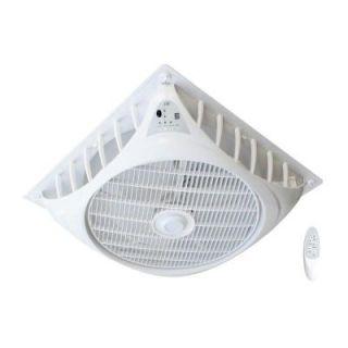 SPT 23.74 in. White DC Motor Drop Ceiling Fan SF 1691C