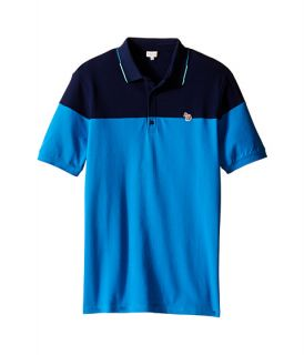 Paul Smith Junior Pique Polo Shirt (Big Kids)
