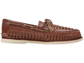 Sperry Top Sider Gold A/O 2 Eye Woven