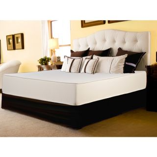 Select Luxury Reversible Firm 10 inch Full Size Foam Mattress with EZ
