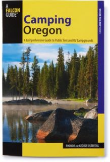 FalconGuides Oregon Camping   3rd Edition