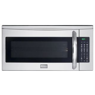 Frigidaire Gallery 2 cu ft Over The Range Microwave with Sensor Cooking Controls (Stainless Steel) (Common: 30 in; Actual: 29.93 in)