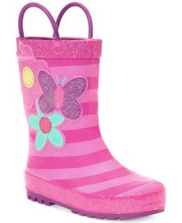 Western Chief Little Girls or Toddler Girls Blossom Cutie Rain Boots