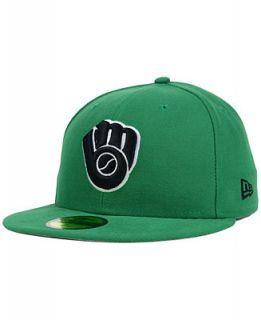 New Era Milwaukee Brewers C Dub 2.0 59FIFTY Cap   Sports Fan Shop By