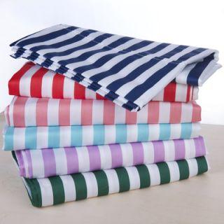 Simple Luxury Cabana 600 Thread Count Rich Cotton Sheet Set
