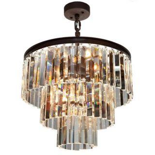 Artcraft Lighting AC10409 El Dorado 15 9 Light Chandelier