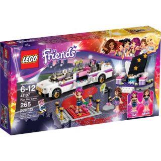 LEGO Friends Pop Star Limo, 41107