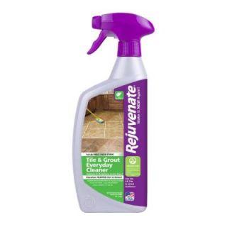 Rejuvenate 24 oz. Bio Enzymatic Tile and Grout Cleaner RJ24BC