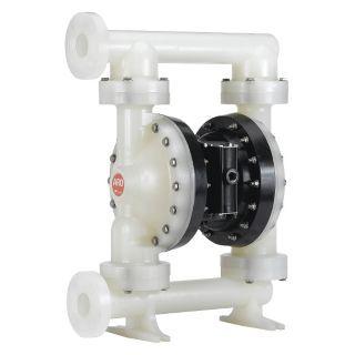 ARO Polypropylene PTFE Flanged Double Diaphragm Pump, 184 gpm, 120 psi   6CCR5|PD20P FPS PTT   Grainger