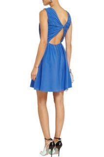 Jean stretch silk crepe dress  Alice + Olivia