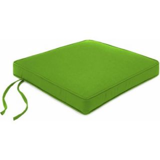 Jordan Manufacturing Outdoor Patio   Boxed Seat Cushion