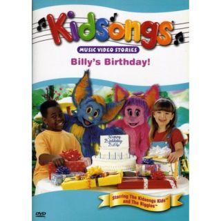 Kidsongs   Billy's Birthday [DVD]
