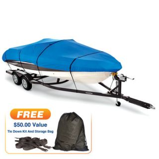 Covermate Imperial Pro Pro Style Bass Boat Cover 195 max. length