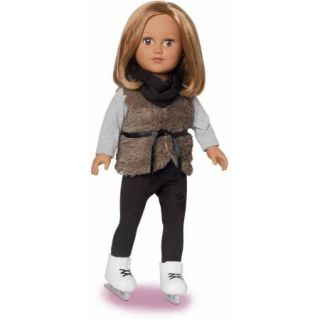 "My Life As 18"" Ice Skater Doll"