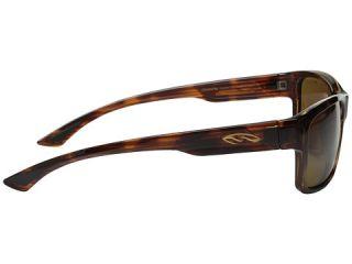 Smith Optics Dolen Black Frame Polar Blue Mirror Techlite Glass Lenses, Eyewear