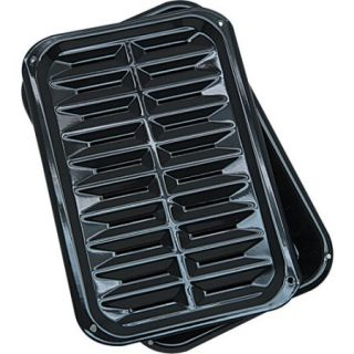 Range Kleen Broil N' Bake with Stick Free Coating Broiler Pan