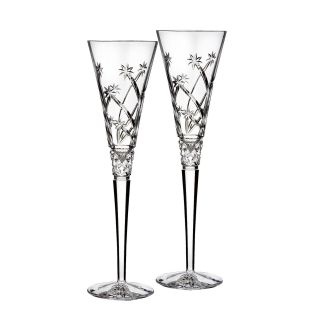 Waterford 154224 Wishes Believe Flute Pair