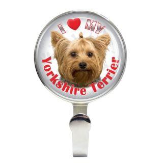 iLeesh I Love My Yorkhire Terrier Holder   17474714