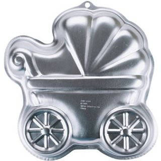 """Wilton Novelty 11.25""""x11.25"""" Shaped Cake Pan, Baby Bunny 2105 3319"""