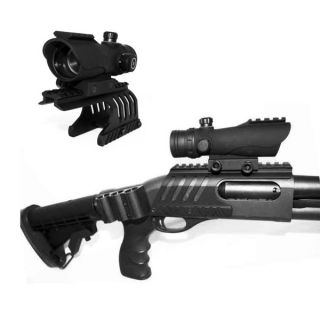 1x30 Tactical Compact Red CQB Reticle Reflex Sight For Remington 870