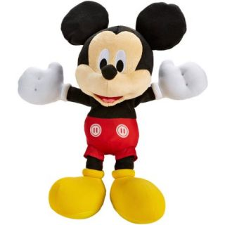 Fisher Price Disney Mickey Mouse Clubhouse Silly Squeeze Mickey